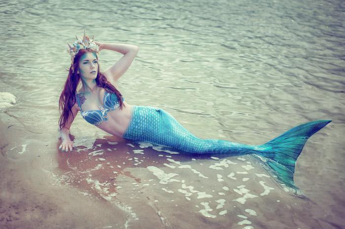 Fuck this, i'm a mermaid poster by asurocks