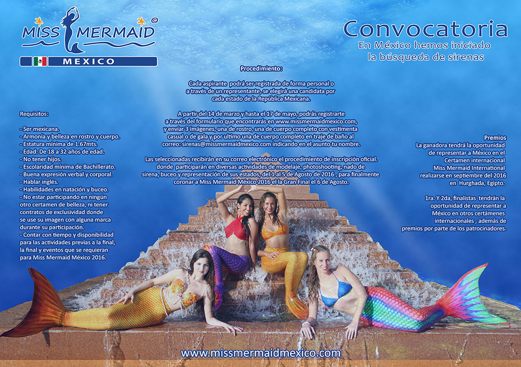 miss mermaid mexico