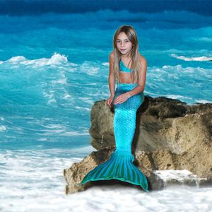 Mermaid tail Arielle XS without monofin