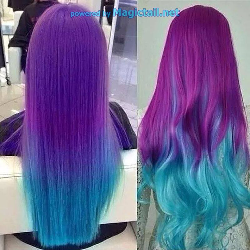 Mermaid Hairstyle 22