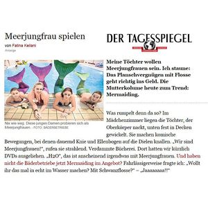 Tagesspiegel: Play Mermaid