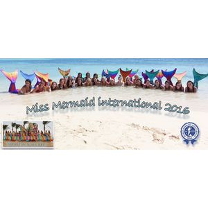 Miss Mermaid international 2016