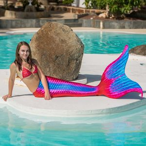 Mermaid tail Pro Ruby without monofin