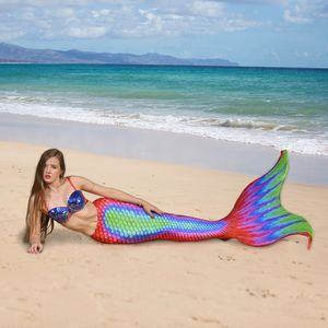 Mermaid tail Pro Venus without monofin