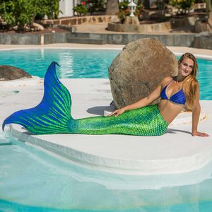 Mermaid tail Pro Aquarius without monofin