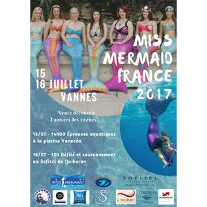 Miss Mermaid france 2017