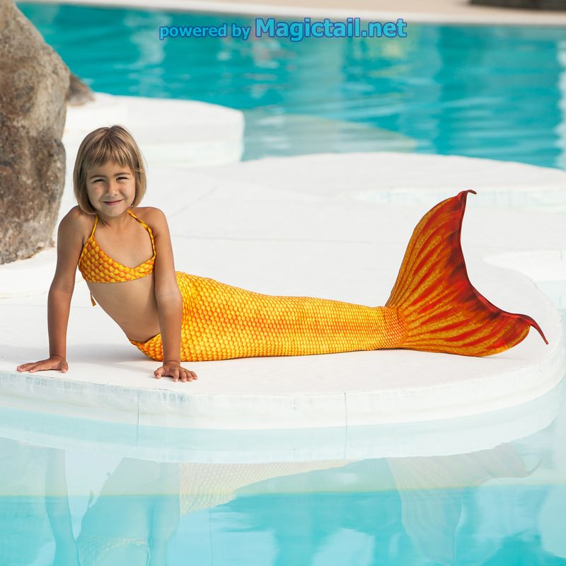 Mermaid costume H2O XS