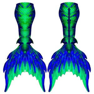 Mermaid tail Bluegreen Dream Pro