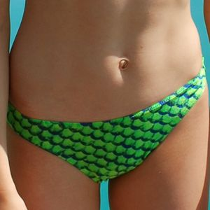 Mermaid bikini pant Aquarius