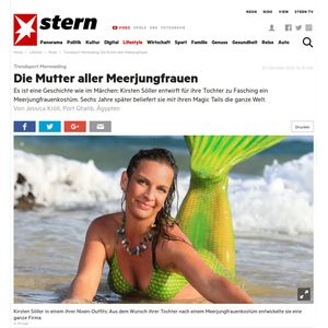Stern: The Mother of all Mermaids