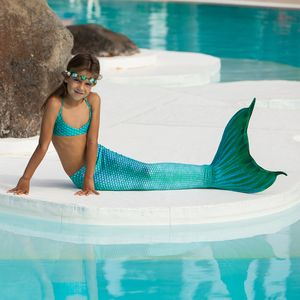 Mermaid tail Arielle XS