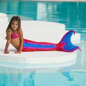 Mermaid tail Ruby XS