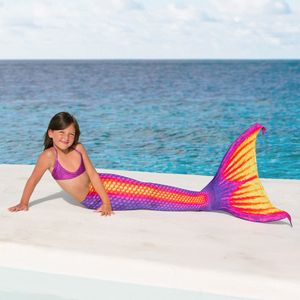 Mermaid tail Flash