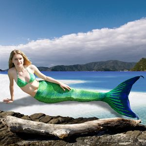 Mermaid tail Aquarius