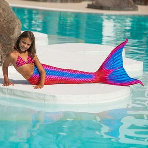 Mermaid tail Ruby S without monofin