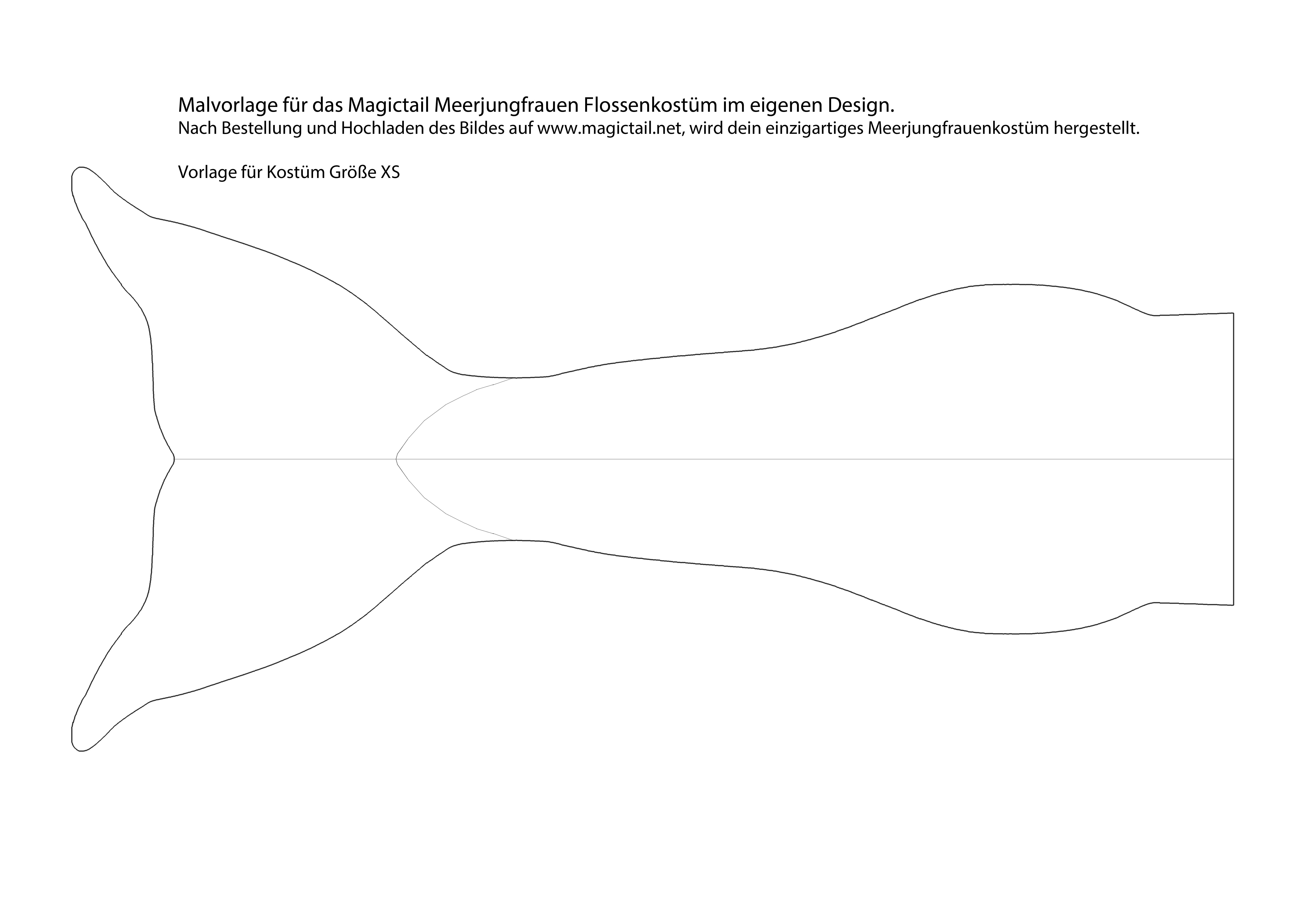 Ausmalbilder H2o Meerjungfrau : Xs Meerjungfrau Flosse Selbst Gemacht